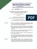 SK BPH Instrumen Evaluasi Kinerja Direksi