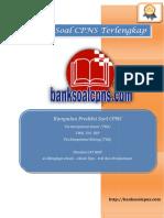 Bank Soal TIU Matematika 01- Latihan Soal