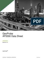 AP 2000 Data Sheet