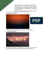 29 Impactantes Fenómenos Naturales Que No Creerás Pasan en Nuestro Planeta