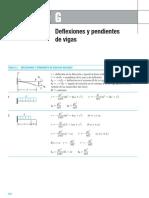 ANEXO G.- Deflexiones y Pendientes de Vigas