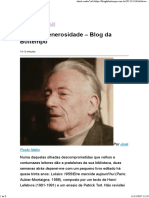 Texto Lefebvre - Jose Paulo Netto