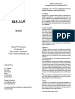 Reflexw Manual a4 Booklet