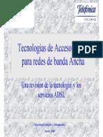 Sistemas ADSL