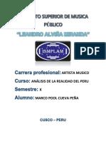 Regionalizacion y Descentralizacion en El Peru