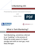 Webinar Slides Tank Blanketing 101
