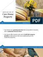 Now is the Best Time to Invest in a Care Home Property