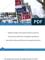 Buy to Let Market 2017