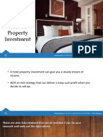 The Advantages and Risks of a Hotel Property Investment