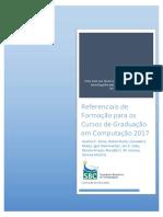 Referenciais de Formacao Para Cursos de Graduacao Em Computacao - Outubro 2017