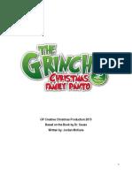 The Grinch Script Final