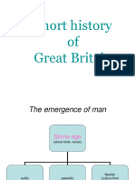 Short History of Great B