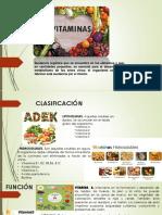 nutricion vitaminas