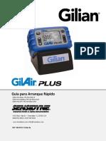 Manual GilAir plus gilian Español