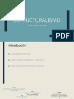 Presentacion  - Estructuralismo