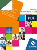 Plegable Institucional - ICONTEC