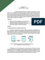 Práctica 7 Conveccion Libre y Forzada