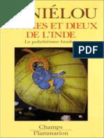 Daniélou Alain - Mythes et dieux de l'Inde