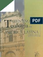 Saranyana Josep-Ignasi. Cien Años de Teología en America Latina