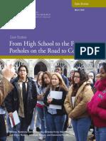 Potholes Casestudies