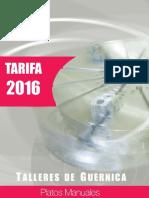 Tdeg Tarifa 2016 Nacional