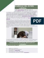 CONSECUENCIAS DEL ESTRÉS LABORAL.odt
