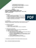 Programa Brasil Independente I - Marcos Napolitano 2018 - Provisório