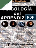 Psicologia del aprendizaje- Emilio Ribes.pdf