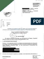 Requerimiento de la Inspección de Trabajo a la Consejería de Agricultura de Castilla-La Mancha