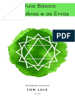 E-book - Os Chakras e as Ervas