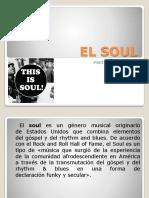 Trabajo de Soul