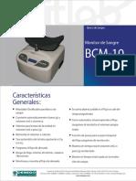 Monito Sangre BCM 10