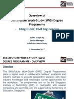CVE SWS Degree Programme Slide - Seminar Presentation[1]