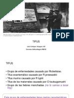 Tifus Clase