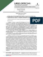 Ley N° 21050 de 2017 Reajuste remuneraciones 2018