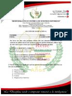Examen de Legislación 2019