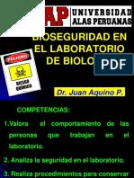 1bioseguridad en El Laboratorio Biologia