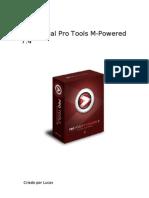 Tutorial Pro Tools M-Powered (em português)