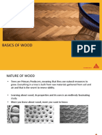 Basics of Wood