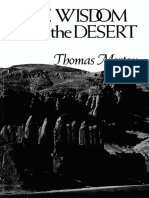 Thomas Merton - The Wisdom of the Desert