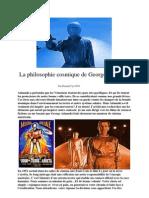 Phi Lo Sophie Cosmique de George Adamski Doc.donald Cyr UFO