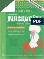 Idries Shah-El Mundo de Nasrudin