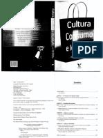 """""""O estudo do consumo nas ciências sociais contemporâneas"""""""