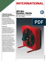 E5810 0-12-08 Oil Air Coolers El Mi LQ
