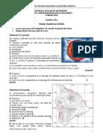 2016 Geografie Judeteana Clasa a Ixa Subiectebarem
