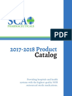 SCA Product Catalog Final