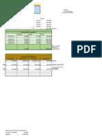 Ejemplo Elaboración de un proyecto de inversión.