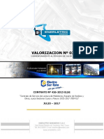 Informe Nro 020 Junio 2017 Enerletric Ingenieros Sac - Anta -Cusco