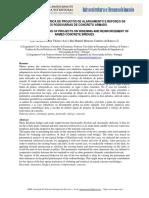 Análise Paramétrica Projetos Alargamento Reforco Pontes Rodoviarias Concreto