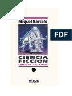 Barceló, Miquel - Ciencia Ficción - Guía de Lectura